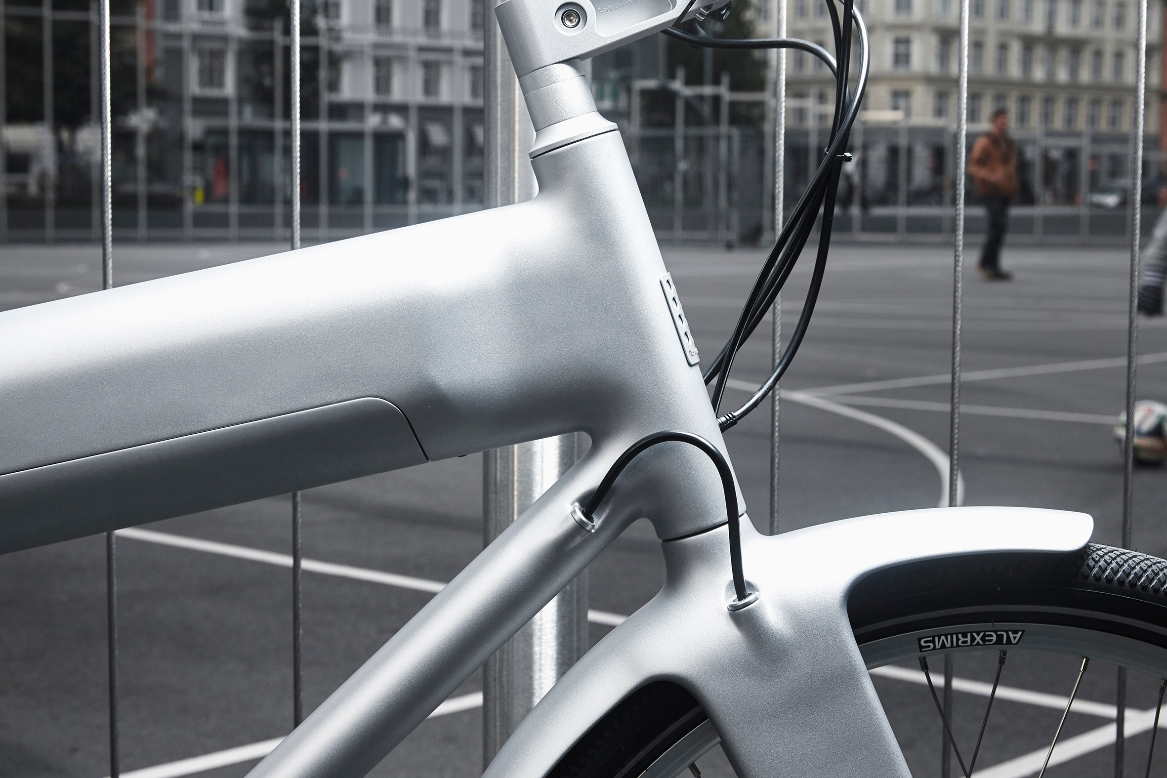 Introducing the Everlasting Bicycle Frame